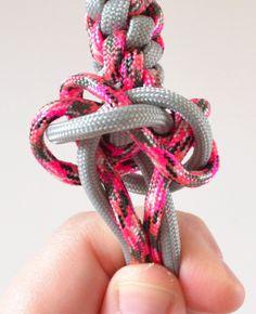 Spiral/Round Lanyard Stitch Rope Dog Toy Tutorial