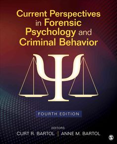 Featuring thirty articles by experts in the field, this dynamic forensic psychology reader emphasizes the ways that forensic psychologists and other clinicians apply psychological knowledge, concepts,