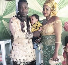 CELEBRITY BUZZ: DUNCAN MIGHTY AND WIFE VIVIEN EXPECTING BABY NO. 2...