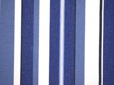 of curtain fabrics in stock, available from our online fabric store and ready to ship from our fabric warehouse. Curtains With Blinds, Striped Fabrics, Fabric Shop, Curtain Fabric, Room, Blue, Bedroom, Rooms, Rum