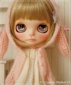 ***カスタムブライス***Custom Blythe***ピンク - Auction - Rinkya! Japan Auction & Shopping
