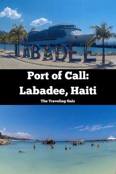Port of Call: Labadee, Haiti Cruise Port, Cruise Travel, Cruise Vacation, Travel Usa, Travel Tips, Cruise Ships, Travel Goals, Budget Travel, Caribbean Vacations