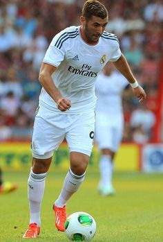 Benzema Real Madrid 2013