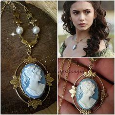 The Vampire Diaries jewelry  IMPROVED Katherine Pierce