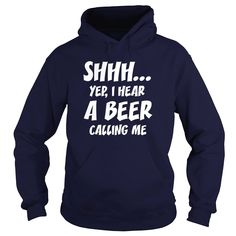Shhh Yep, I Hear Beer Calling Me Party Animal, Order HERE ==> https://www.sunfrogshirts.com/LifeStyle/122550172-654035285.html?48546, Please tag & share with your friends who would love it, gardener layout, garden party, garden plans #IAFF #vigilidelfuoco #fireman