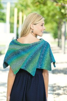 Tunisian Shawls - Featuring gorgeous yarns from fine weight to bulky, the eight diverse wraps in Tunisian Shawls will take you through the seasons in style and comfort. Their knit-look textures are created using Tunisian crochet patterns for skill levels from easy to intermediate. Designer Sharon H. Silverman says the variety of shapes and styles make shawls the perfect opportunity for crocheters to master Tunisian techniques while creating beautiful fashions. Designs include Autumn…