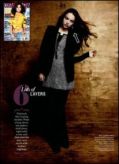 Editorial Spread, Cosmopolitan Magazine, September 2012