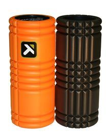 """Shop for Trigger Point's """"The Grid"""" Foam Roller at Fitness Town. Huge Savings on The Grid Trigger Point Foam Roller and other Trigger Point products online or at a fitness equipment store near you in Vancouver and Edmonton area. Self Massage, Massage Tools, Massage Therapy, Daily Exercise Routines, Workout Routines, Trigger Point Therapy, Foam Rolling, Massage Roller, Trigger Points"""