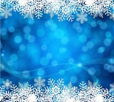 Christmas Background With Snowflakes (EPS Download) By webdesignhot | Lazy Drawing