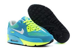 cebd94d71af733 Welcome to buy Nike Shoes Air Max 90 Tpu Kpu Kids Green White Yellow and  enjoy cosiderate service and quick delivery