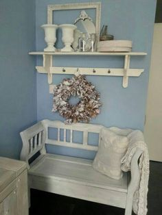 Shabby Chic don't you just love shabby chic