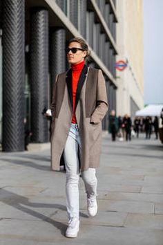 Streestyles von der London Fashion Week im Januar 2015: Die besten Looks der Londoner Modewoche jenseits der Laufstege hat die flair-Redaktion hier für sie zusammengestellt.