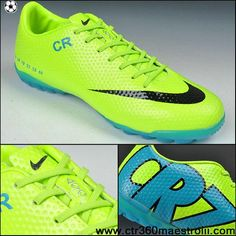 Buy Cheap Nike Mercurial CR7 SE-TF Fluorescent Green Soccer Boots On Sale  Adidas Soccer c48e09126d