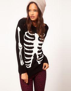 ASOS Skeleton Jumper £38.00