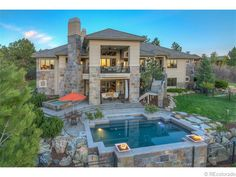 Castle Pines CO for 2.9 mil