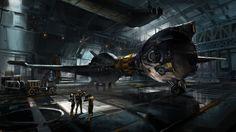 Hangar by medders.deviantart.com on @deviantART
