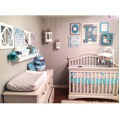 Kinslee's nursery