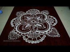 easy rangoli designs designs of rangoli easy rangoli kolam easy kolam designs pulli kolam images Rangoli Designs Flower, Rangoli Patterns, Rangoli Kolam Designs, Rangoli Ideas, Rangoli Designs With Dots, Rangoli With Dots, Beautiful Rangoli Designs, Simple Rangoli Kolam, Lotus Rangoli