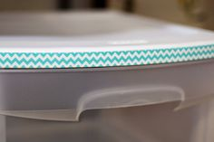Thrift Craft Love: Craft Room Makeover Step 2: Storage Containers ...