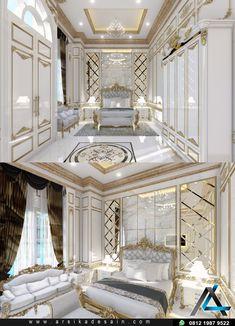 Kali ini kami membahas desain interior ruang tidur dengan konsep klasik. Desain ini permintaan dari klien kami dengan Bapak Liman di Semarang. Semoga menginspirasi! #desaininteriorklasik #interiorklasik #classicinterior #desaininterior #interiordesign #interiordesigner #holiday #weekend #happyholiday #jasadesainrumahmewah #desainrumahmewah #desainrumahimpian #desainrumah3d #interiorkamar #jasadesaininterior #furniture #furniturkamar #homedecor #homedecorideas #dekorasirumah #inspirasikamartidur