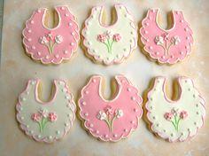 Girl Baby Shower Cookies — Cookies!