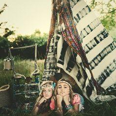Whimsical new blog post 'Little Indians' by @Dejah Quinn www.spelldesigns.com/blog (Taken with instagram)