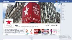 Flagship store front becomes FB front flag