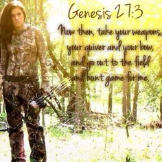 We were given dominion to use creation wisely. Kill only what you'll eat, use all you hunt, make a clean 1st shot, no suffering involved.