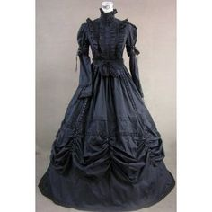 gothic victorian dresses - Google Search