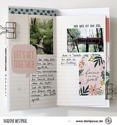 "Reisetagebuch mit dem ""Dezember Kit 2019"" 