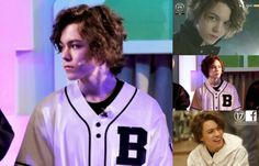 Hansol from Seventeen,so perfect.