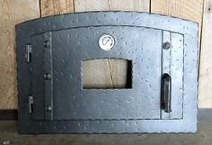 Hinged Pizza Oven Doors Outdoor Oven, Wood Fired Oven, Craft Iron, Kitchen  Tools