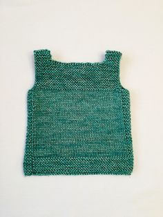 Ravelry: summerbreezetoo's Pebble (Henry's Manly Cobblestone-Inspired Baby Vest)