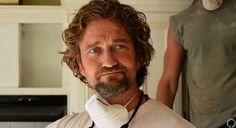 Gerard Butler as Frosty Hesson in Chasing Mavericks