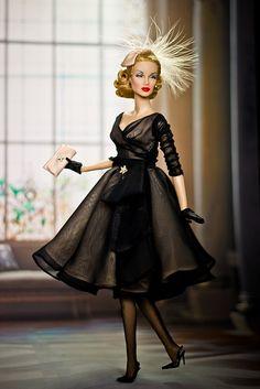 Lana Turner Dior 7 by Jurrie de Vries, via Flickr