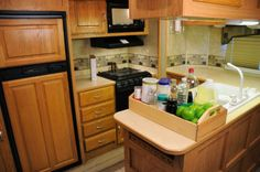 Post image for RV Storage Ideas for Improving RV Interiors