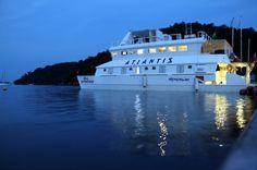 Saiba como é viajar em um 'liveaboard', na Ilha Grande, em Angra dos Reis