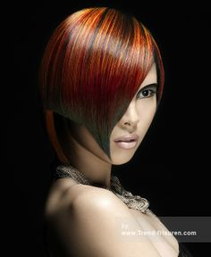 SUE PEMBERTON Braun weiblich Gerade Farbige Mittel Multi-tonalen Frauen Haarschnitt Frisuren  hairstyles