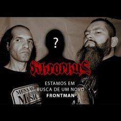 "KHROPHUS: Banda procura novo ""Frontman"" #Khrophus #BuscandoNovoFrontman #BaixistaeVocalista #SangueFrioProduções Confira em: http://www.sanguefrioproducoes.com/n/527"