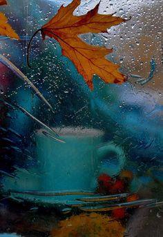 Rainy day in the valley of melancholy ☔ Day melancholy rain rainy valley - cakerecipespins. Autumn Rain, Autumn Cozy, Autumn Leaves, Autumn Morning, I Love Rain, Rain Photography, Autumn Aesthetic, Autumn Inspiration, Rainy Days