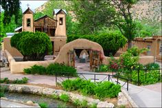 """""""About 30 minutes north of Santa Fe, New Mexico, in the foothills of the Sangre de Cristo mountains, lies the tiny community of Chimayó."""""""
