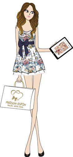 Ginni #ginevra #Ginni #maisonespin #springsummercollection13 #womancollection  #lovely #MadewithLove #romanticstyle #milano #fashionblog