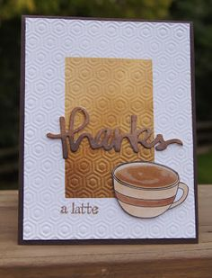 Kelly's Place: Coffee Lover's Blog Hop: Project 2