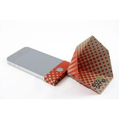 Fab.com | The Paper iPhone Speaker Amplifier