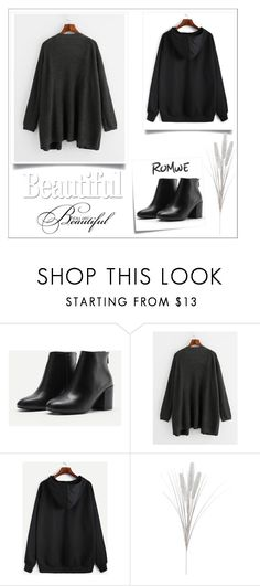 """""""Romwe 2"""" by zbanapolyvore ❤ liked on Polyvore featuring Post-It"""