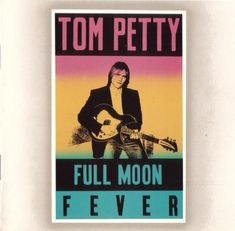 This was the first Tom Petty 'solo' album although most of the Heartbreakers played on the record. Jeff Lynne produced along with Tom Petty and Mike Campbell and recording was done at M. Studios in Los Angeles, CA Tom Petty Albums, Tom Petty Songs, Lp Vinyl, Vinyl Records, Vinyl Room, Woody, Beatles, Jeff Lynne, Pochette Album