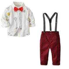 2019 Autumn Kids Blazers Baby Boys Suits Single Breasted Tie Coat Pants Boys Suit Formal Party Wedding Wear Children Clothing We offers a wide selection of trendy style women's clothing. Affordable prices on new tops, dresses, outerwear and more. Girls Sweater Dress, Baby Girl Sweaters, Baby Boy Suit, Baby Boys, Baby Boy Outfits, Kids Outfits, Tracksuit Set, Boys Suits, Girls Party Dress