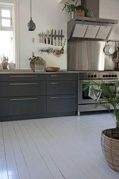Svenngården: Kjøkkenet - akkurat nå