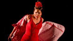 El baile flamenco de Vanesa Coloma con Flamenklórica en Madrid