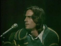James Taylor - Fire and Rain, Live 1970